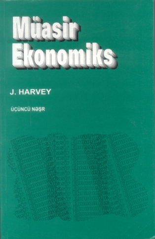 Modern Economics, Third Edition (In Azerbaijani)